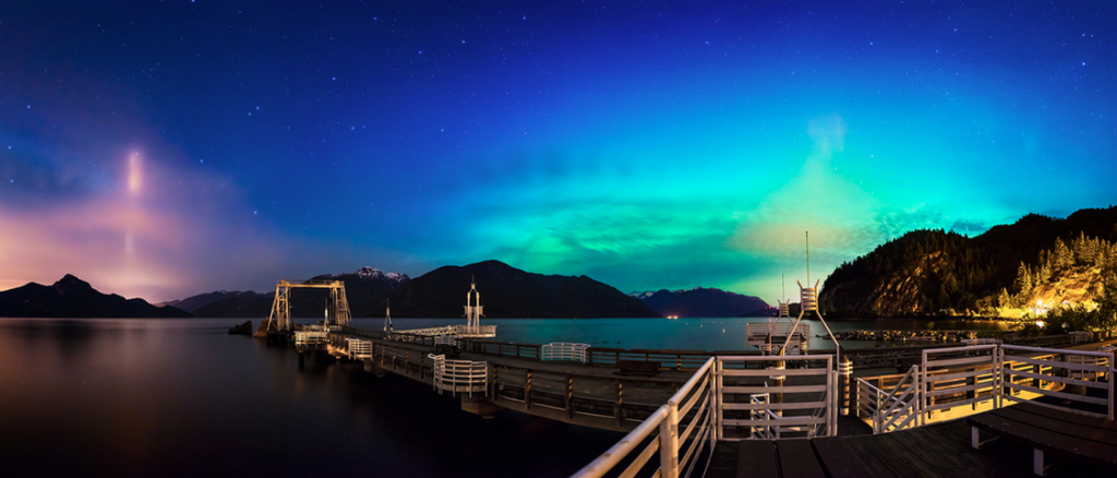 Vancouver Northern Lights