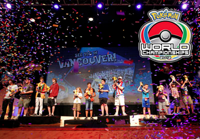Pokemon World Championship Vancouver