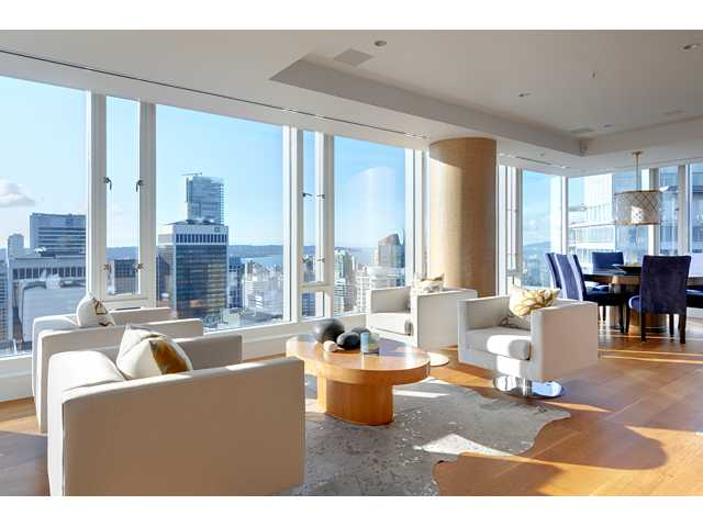 Sub Penthouse Living