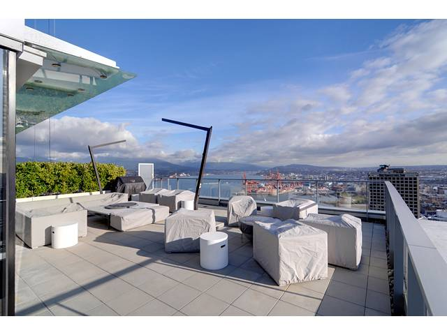 Sub Penthouse Rooftop
