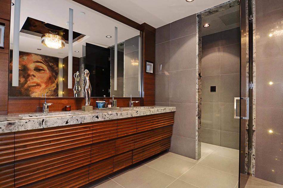 Vancouver Penthouse Bathroom