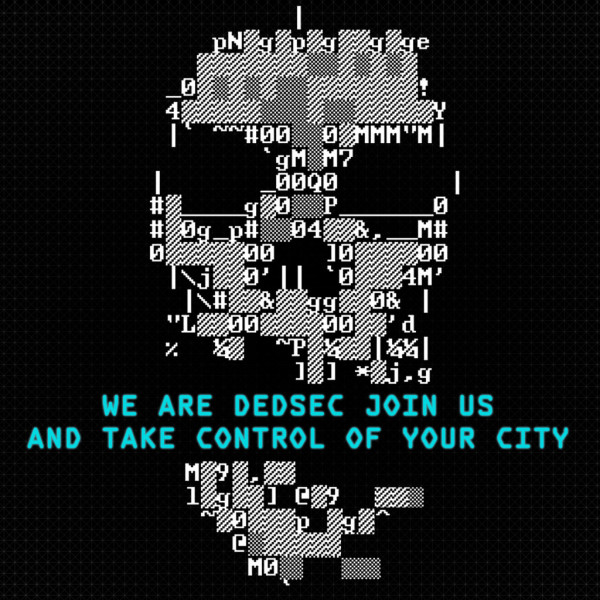 watch dogs live dedsec