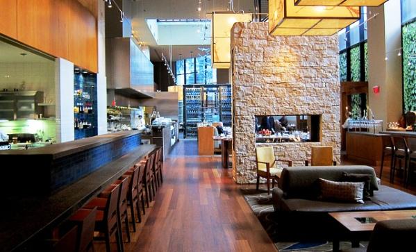 Yew Restaurant  + Bar