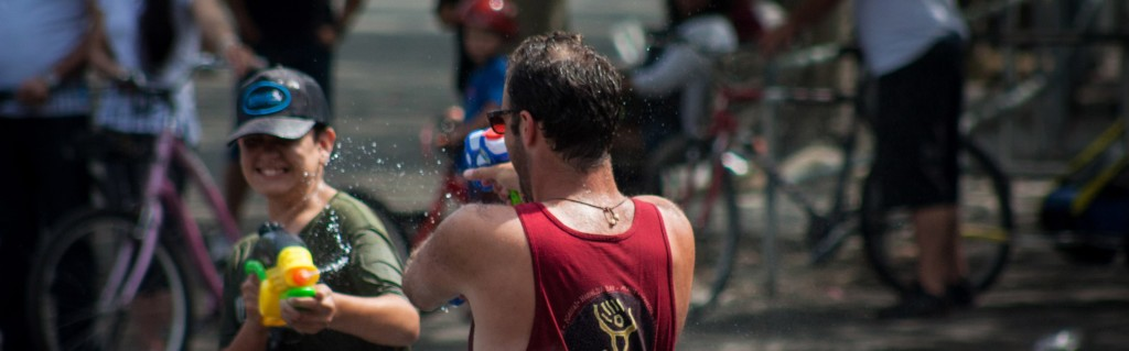 Vancouver Water Fight