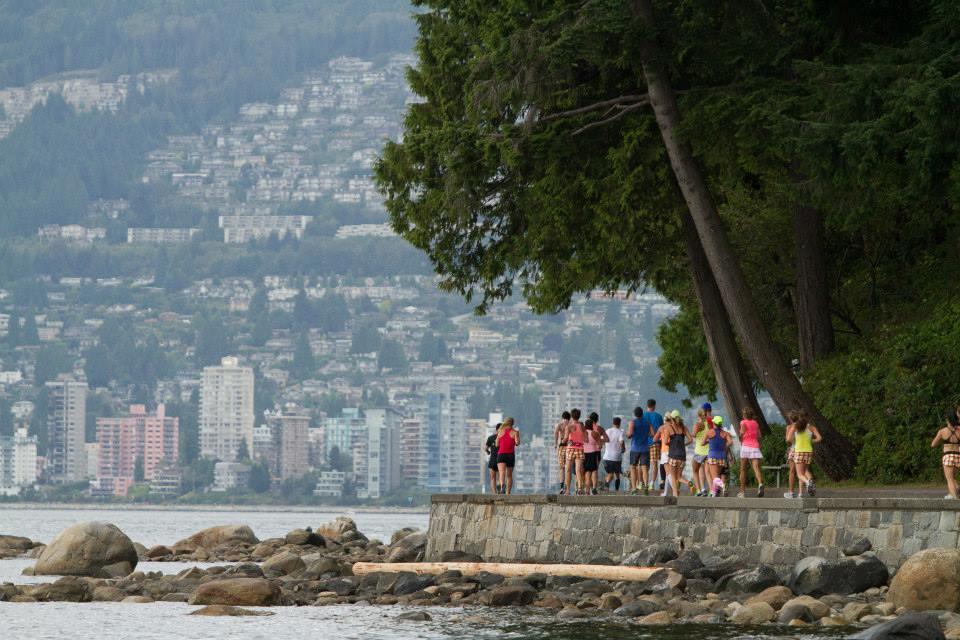 SeaWheeze Half-Marathon Vancouver 2013