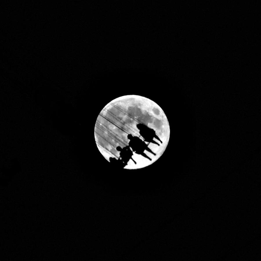 Atmosfear Moon Silhouette