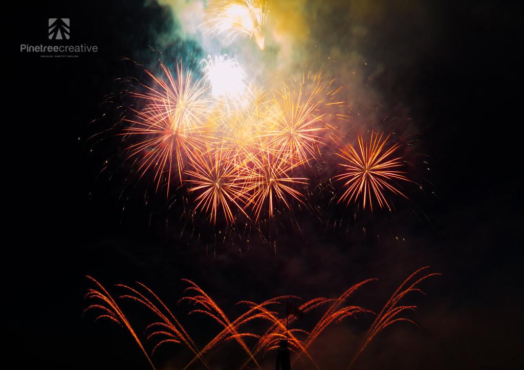 Celebration of Light by Pinetree Creative