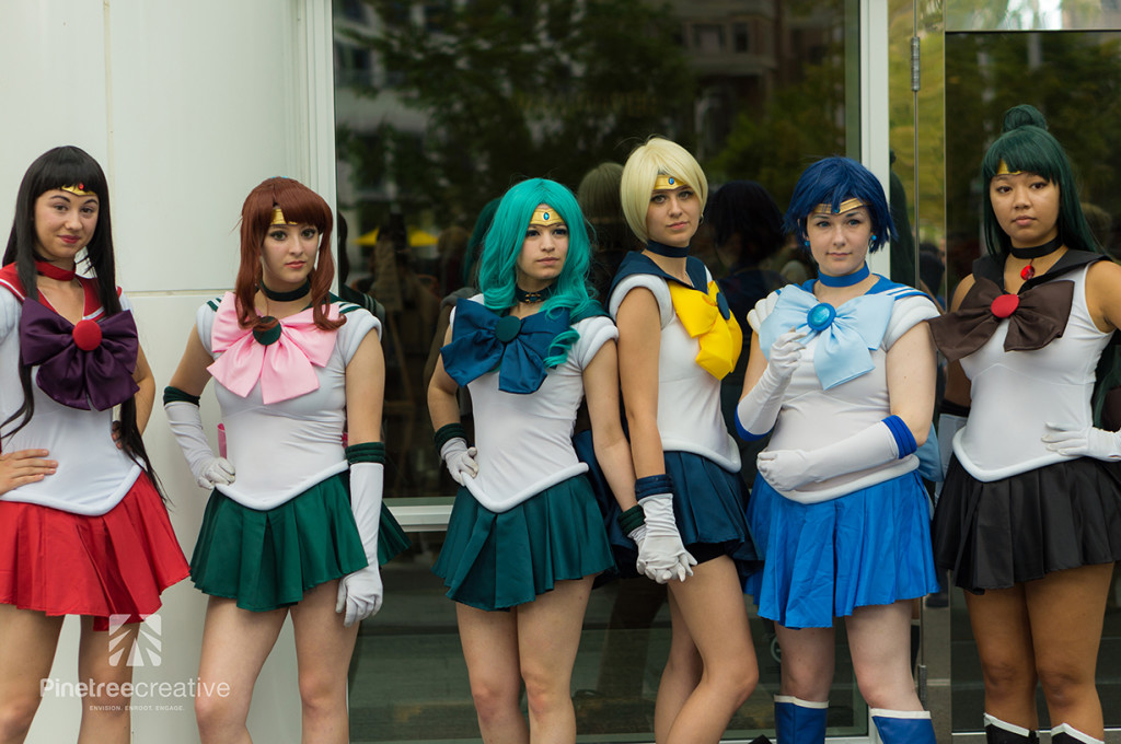 Cosplay - Anime Revolution 2013