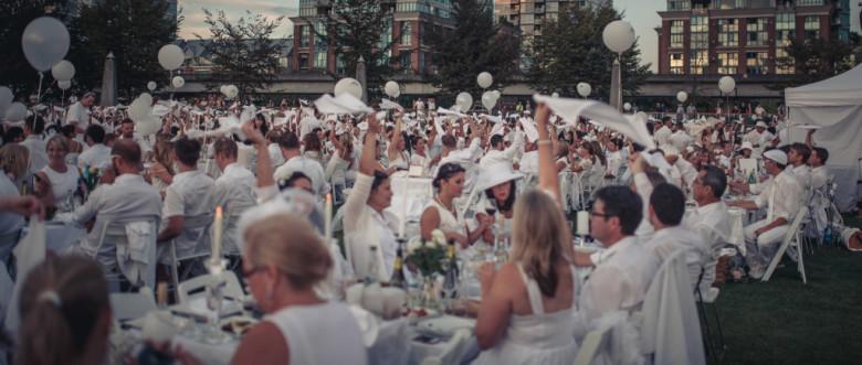 Diner en Blanc Vancouver 2013