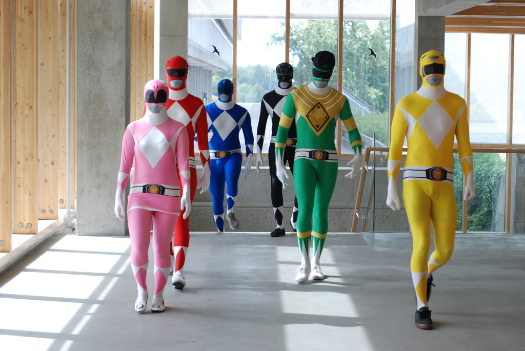 Power Rangers 9