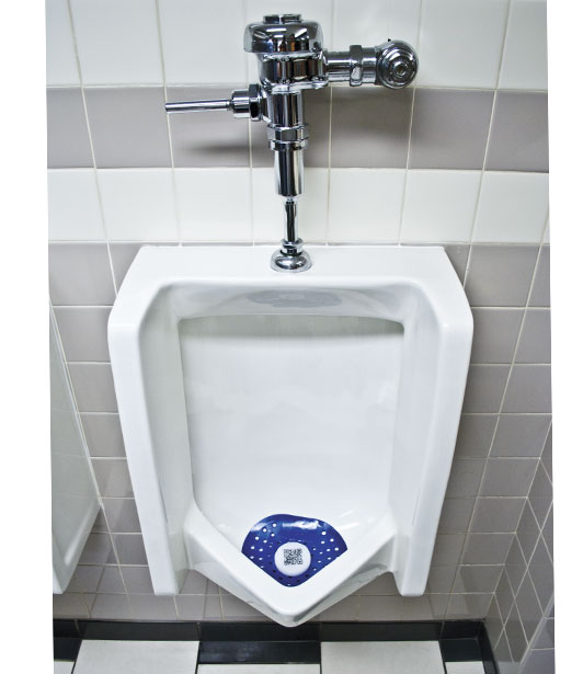 Science World Urinal Pucks