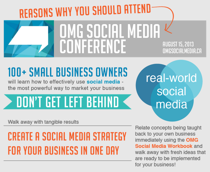 OMG Social media conference