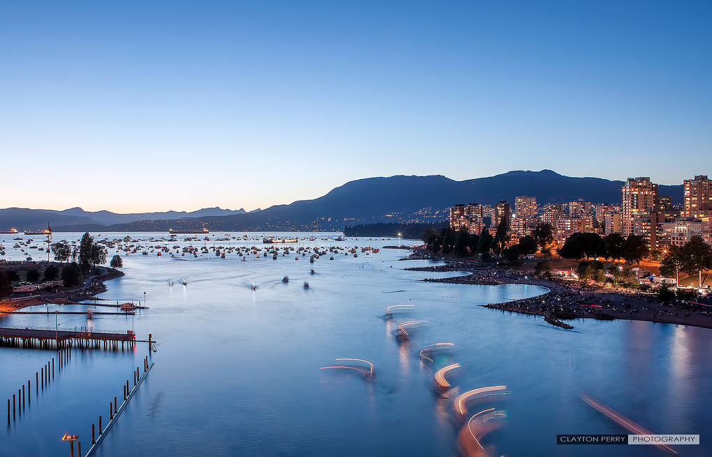 Celebration of Light by Clayton Perry