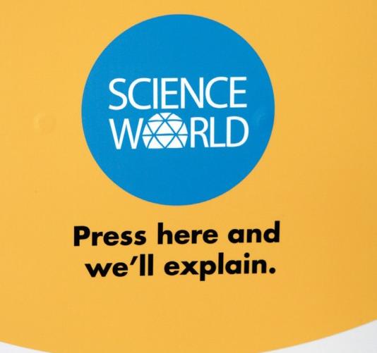 Science World Sneeze