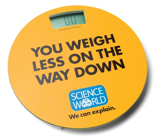 Science World Scale