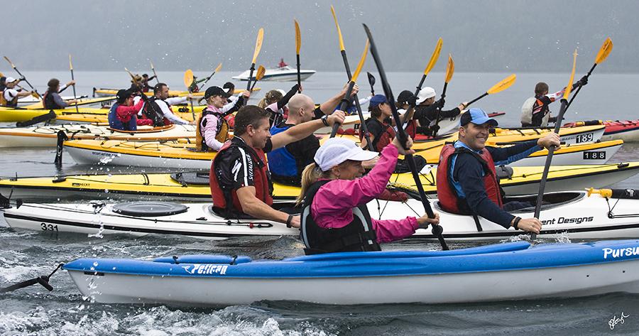 Adventure Challenge VCB Kayak