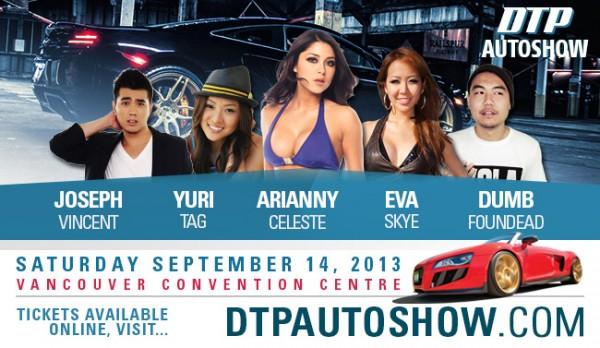 dtp auto show