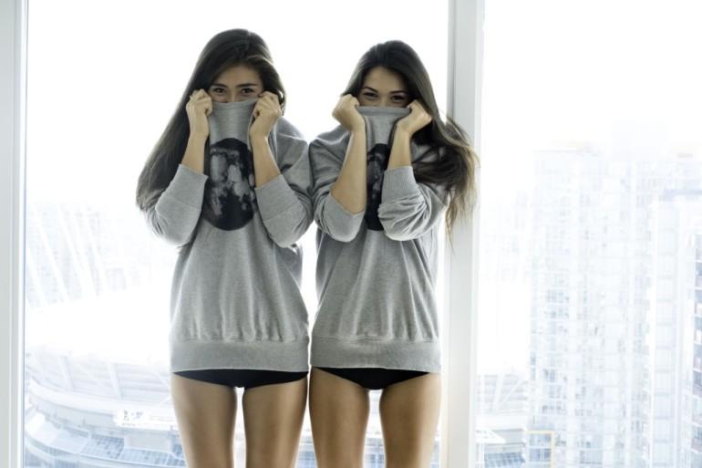 faces coverd window
