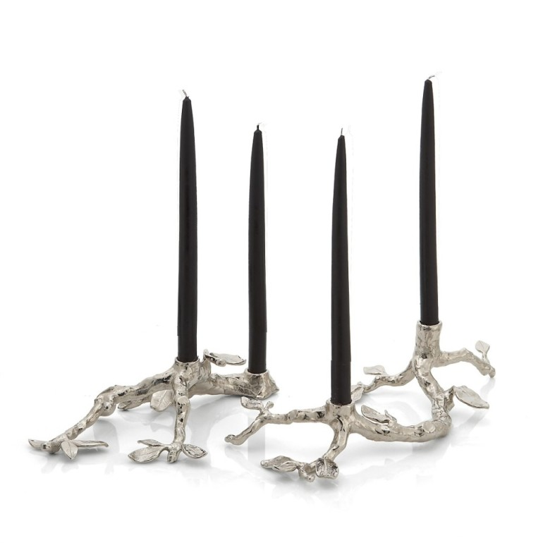 michael aram sleepy hollow candles sticks