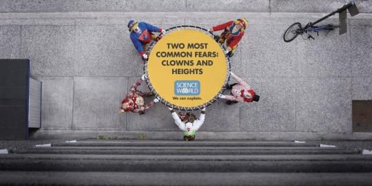 Science World Clown Jump