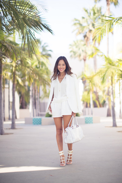 songofstyle white outfit