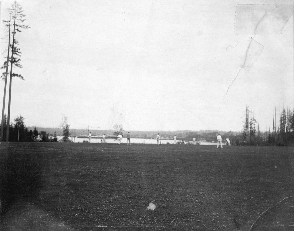 stanley park cricket game