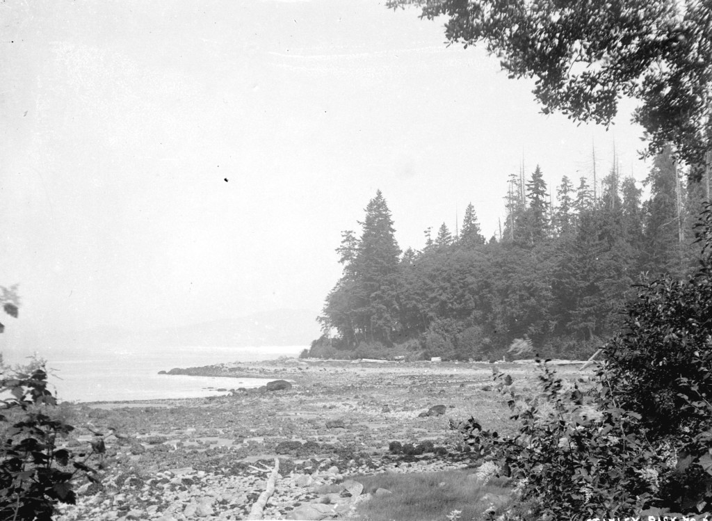 stanley park second beach