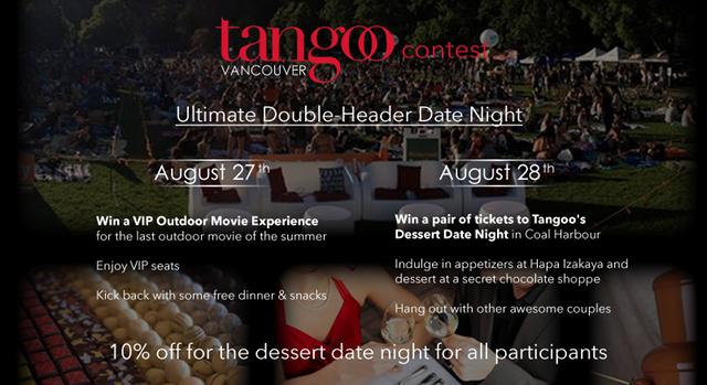 Tangoo Date Night Contest