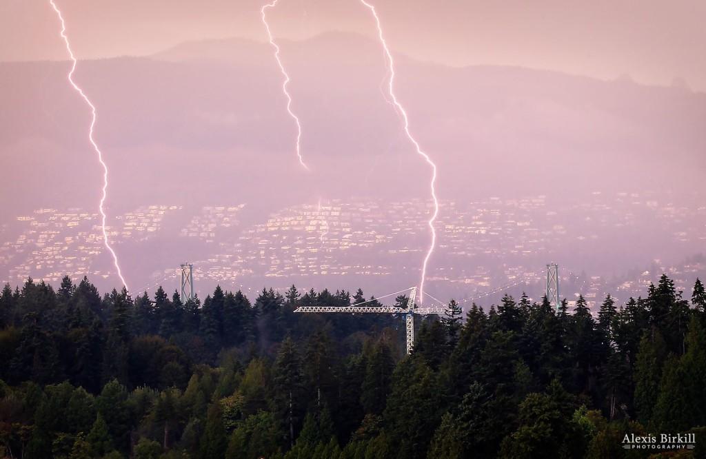 Lightning Vancouver