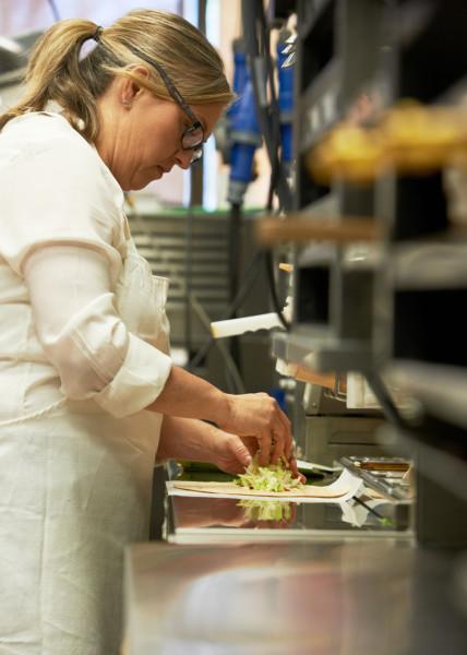 Anne Parks, director of menu management, McDonald's Canada