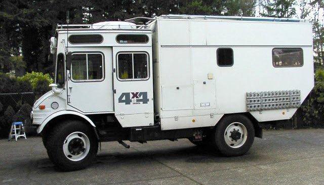 Apollo Carts - Unimog
