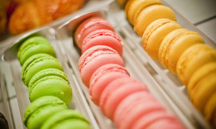 Bel Cafe Macarons