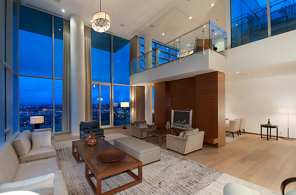 55 Million Condo In Vancouver Largest Canadian Real