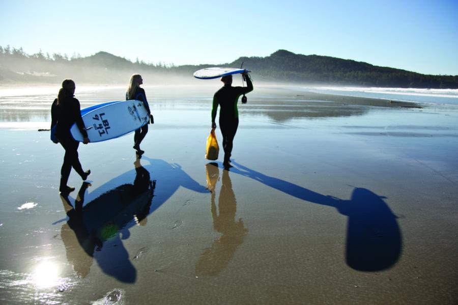 Surf Tofino Long Beach Lodge Resort - Josh Lewis