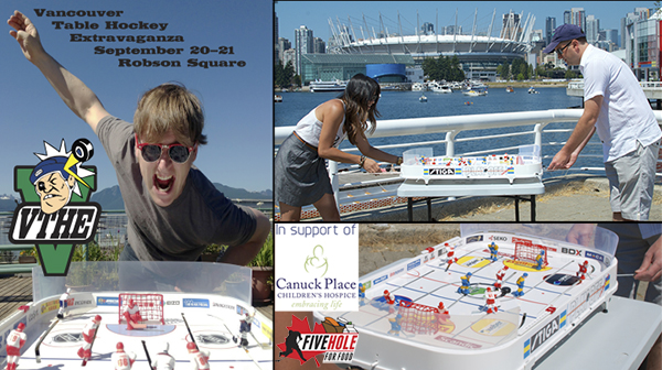 vancouver table hockey