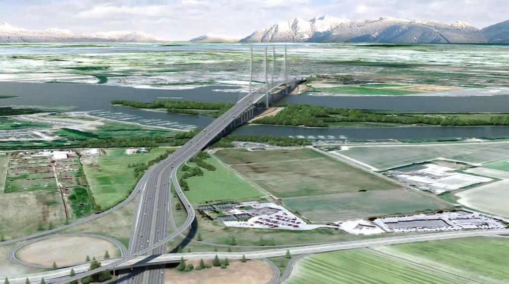 New Massey Tunnel Bridge Replacement