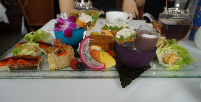 platter moon festival tea service