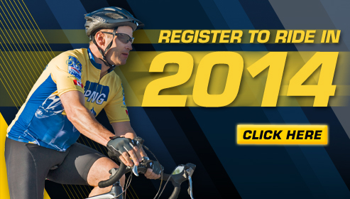 ride to conquer cancer register
