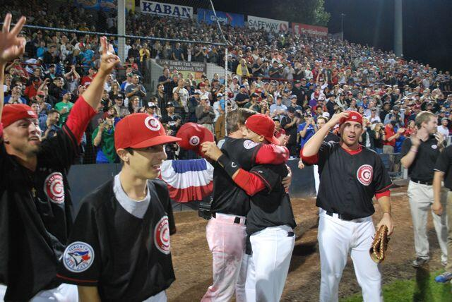 vancanadians 2013 champs - charliecaskey