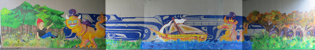 City of Vancouver Mural