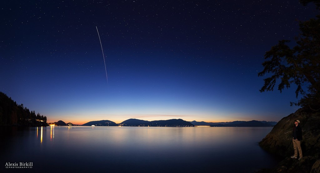 International Space Station Vancouver