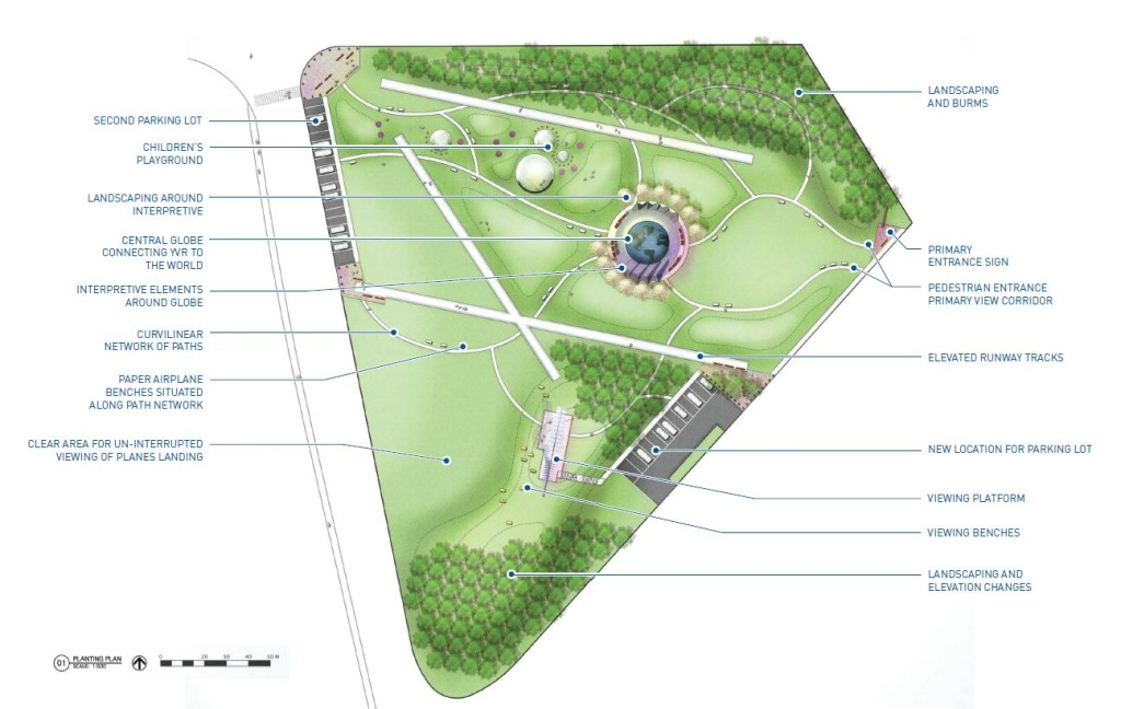 YVR Larry Berg Flight Path Park