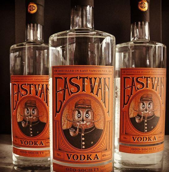 East Van Vodka