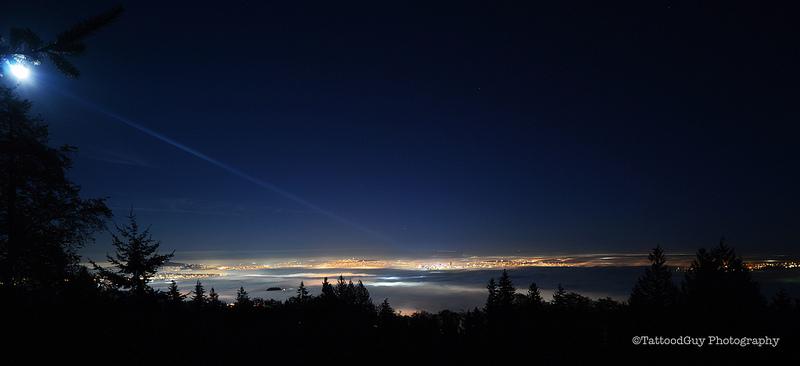 Fog Vancouver
