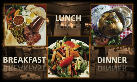 A Taste of East Africa - James Street Café & Grill