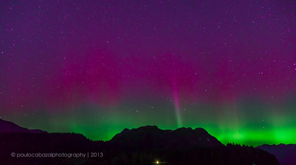 Northern Lights Vancouver