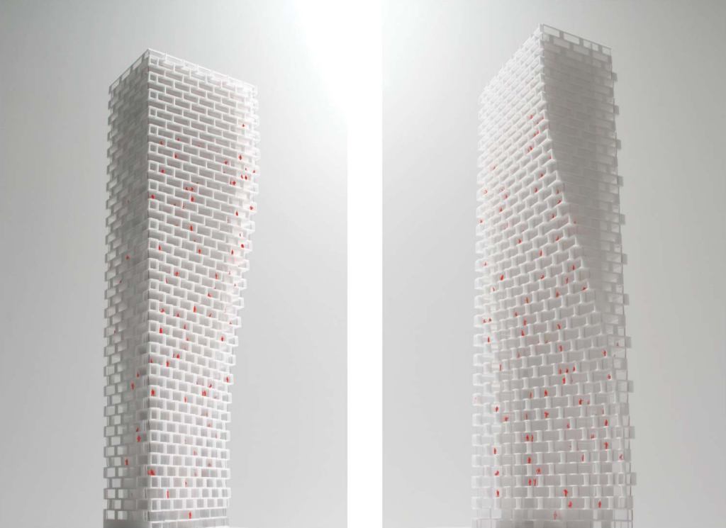 Beach and Howe Tower / 1400 Howe Street / Bjarke Ingels Group BIG