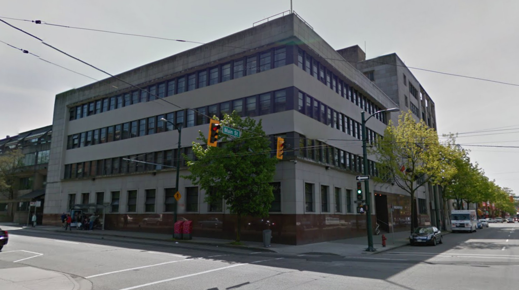 Old Vancouver Police Department