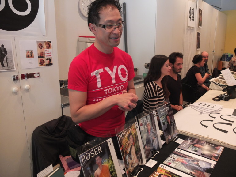 88Books manager Cosmo Kwan explains how his colleague Ho Tam supports emerging Chinese artists by publishing collections of their work in Vancouver.