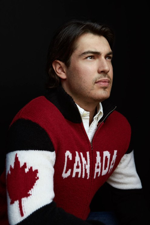 Canadian Olympic Team Uniforms 2014